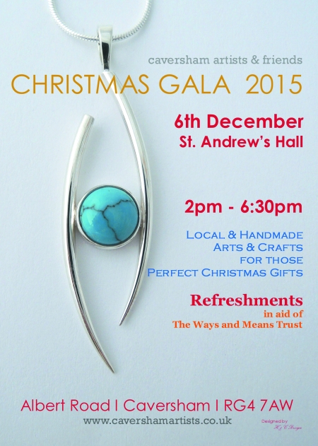 Christmas Gala 2015 Caversham Artists' annual Christmas show